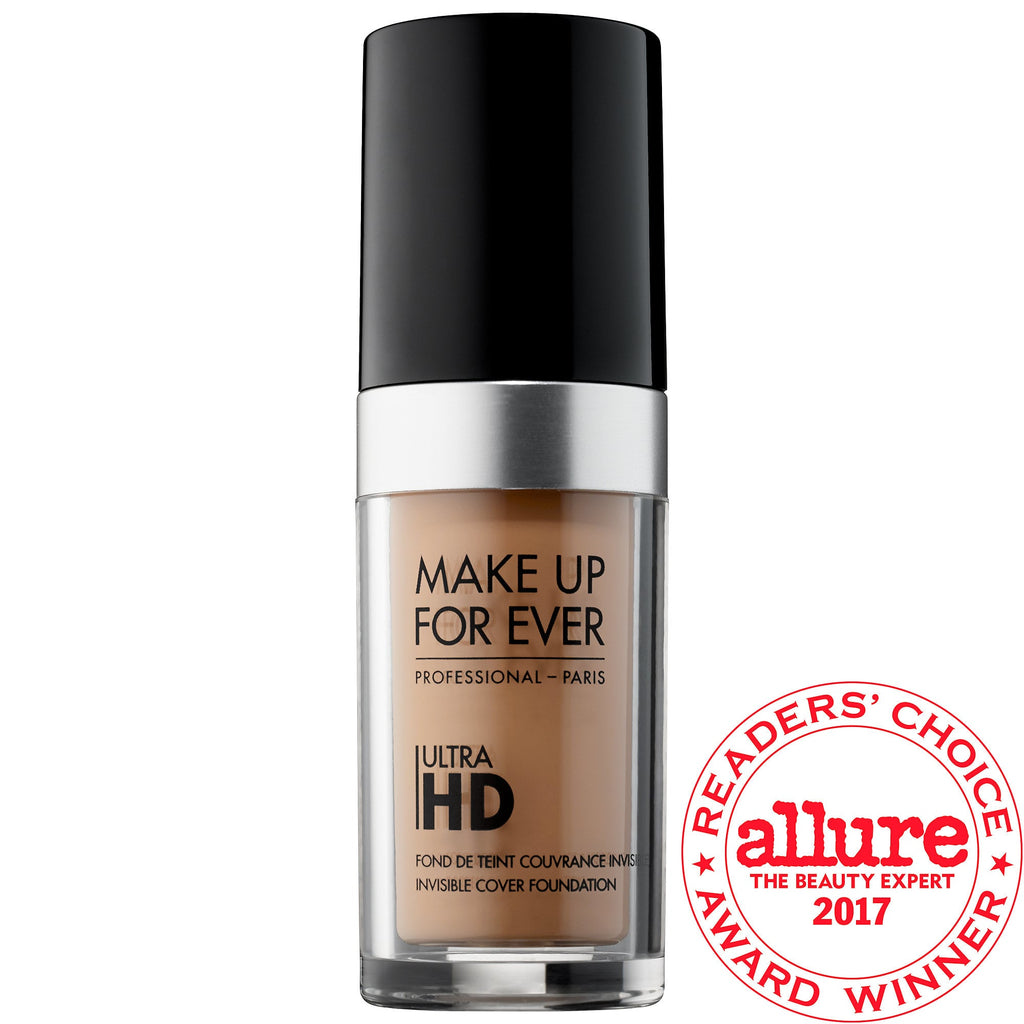 Тональная основа Make Up For Ever Ultra HD Invisible Cover Foundation - Shopping TEMA