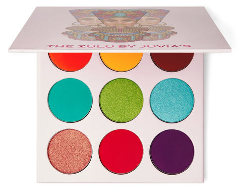 Палетка теней Juvia's Place The Zulu Eyeshadow Palette