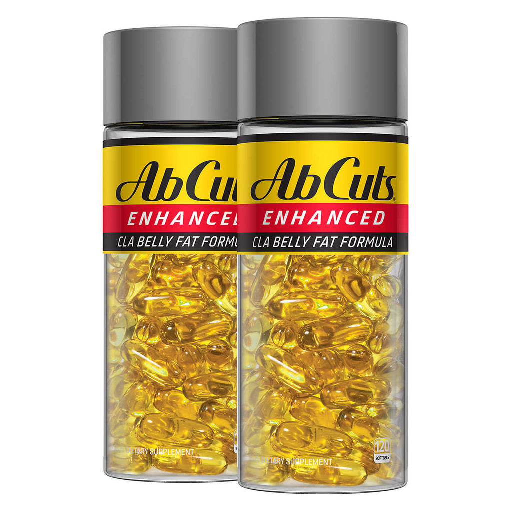 Средство для сжигания жира в области живота AbCuts CLA Belly Fat Formula, 240 капсул - Shopping TEMA