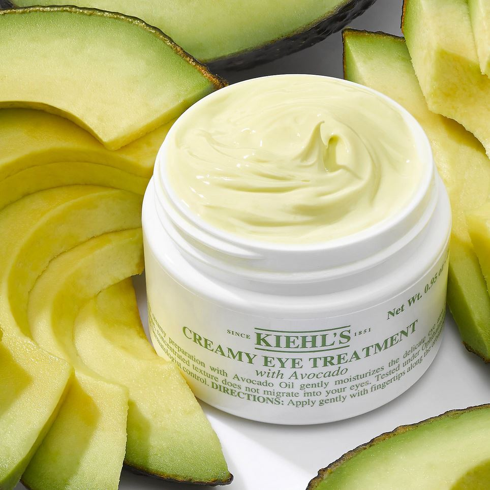 Крем для век Kiehl's Since 1851 Creamy Eye Treatment with Avocado - Shopping TEMA