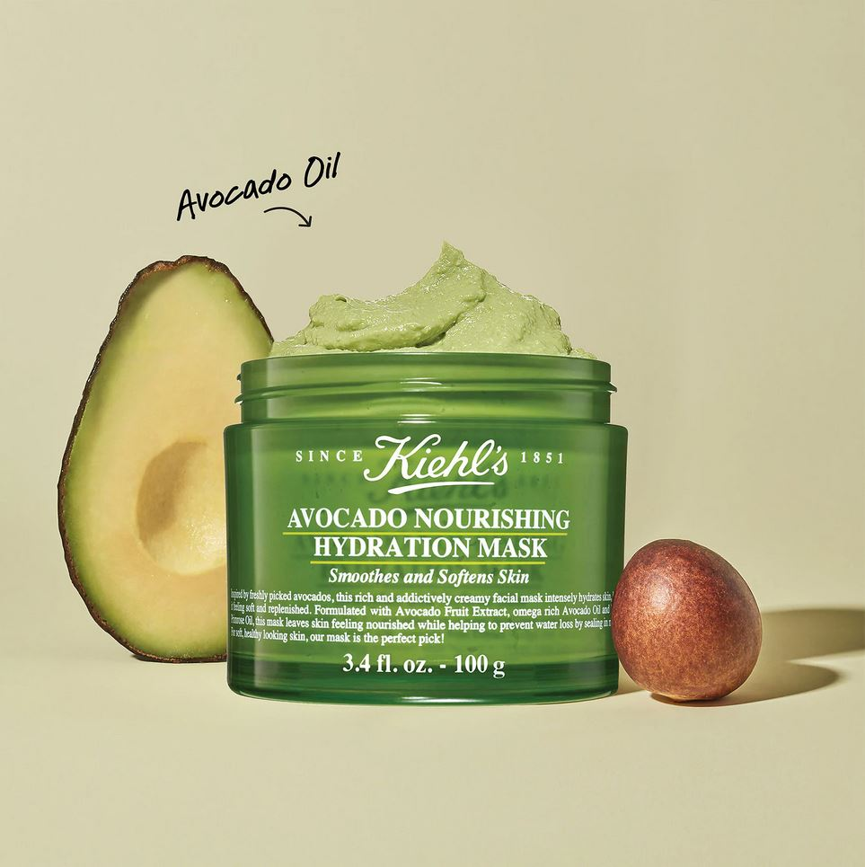 Маска Kiehl's Since 1851 Avocado Nourishing Hydration Mask - Shopping TEMA