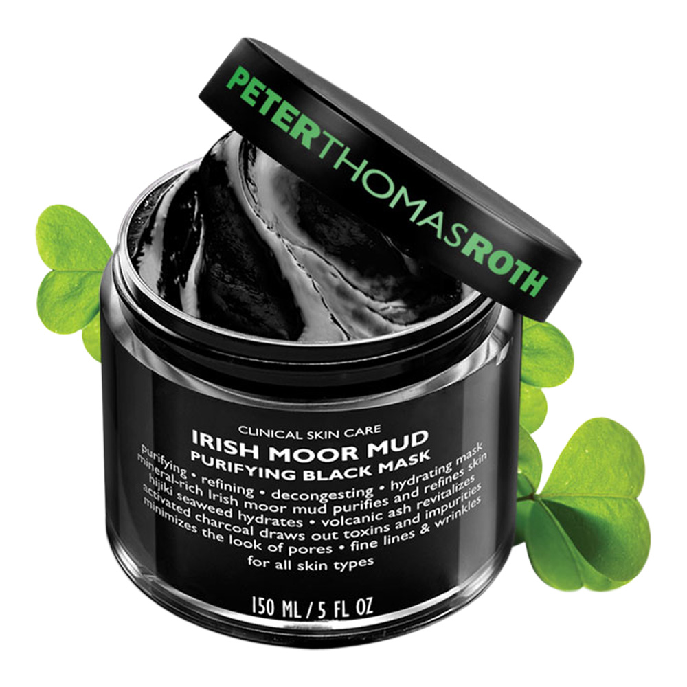 Маска Peter Thomas Roth Irish Moor Mud Purifying Black Mask - Shopping TEMA
