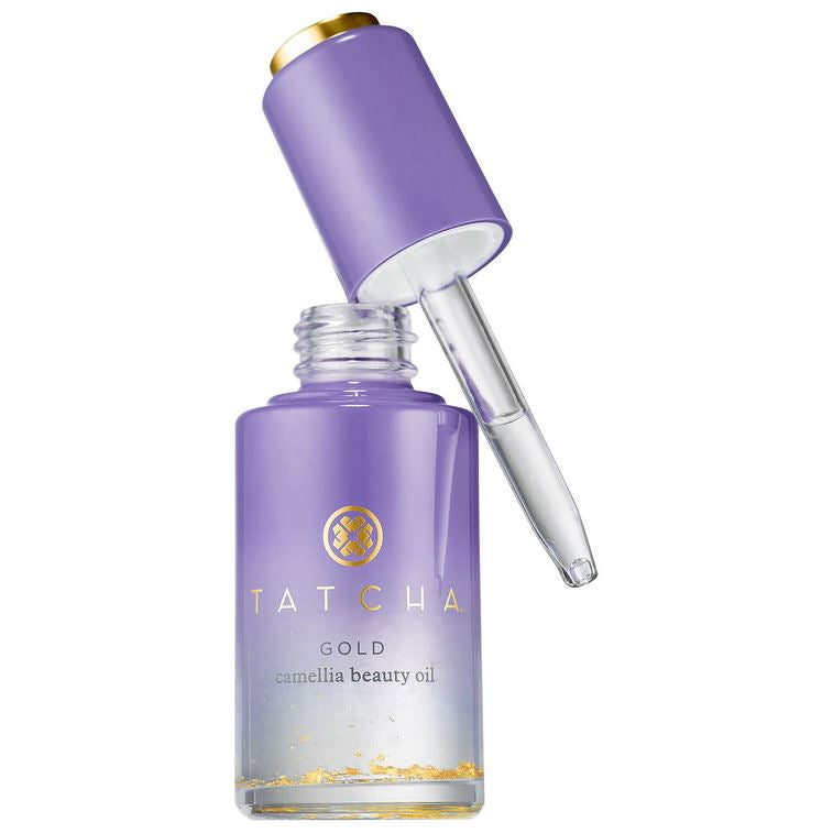 Масло Tatcha Gold Camellia Beauty Oil