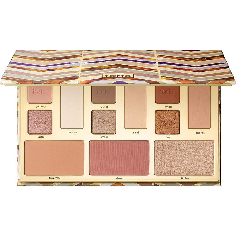 Палетка Tarte Clay Play Face Shaping Palette II