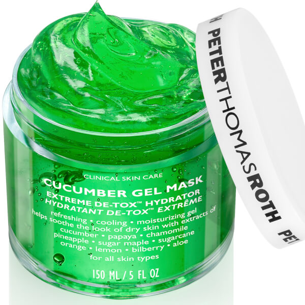 Маска Peter Thomas Roth Cucumber Gel Mask - Shopping TEMA