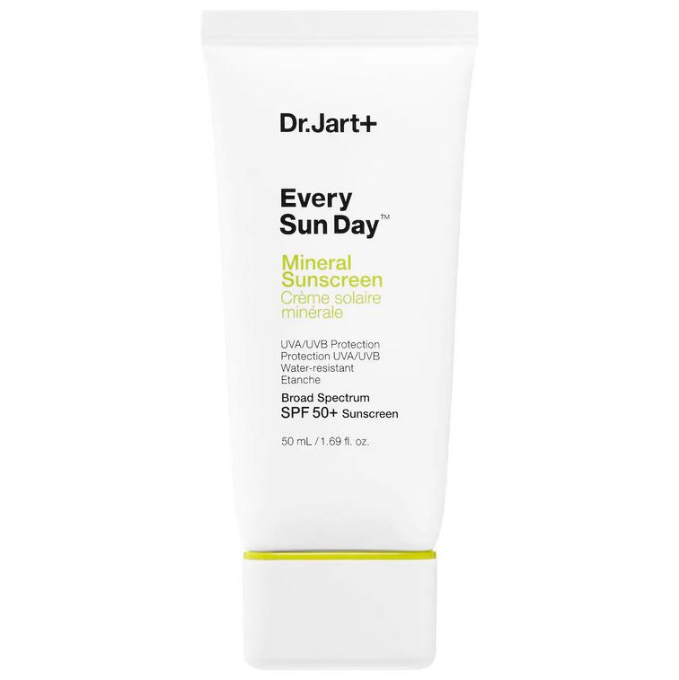 Защитный крем Dr. Jart+ Every Sun Day Mineral Sunscreen SPF 50+