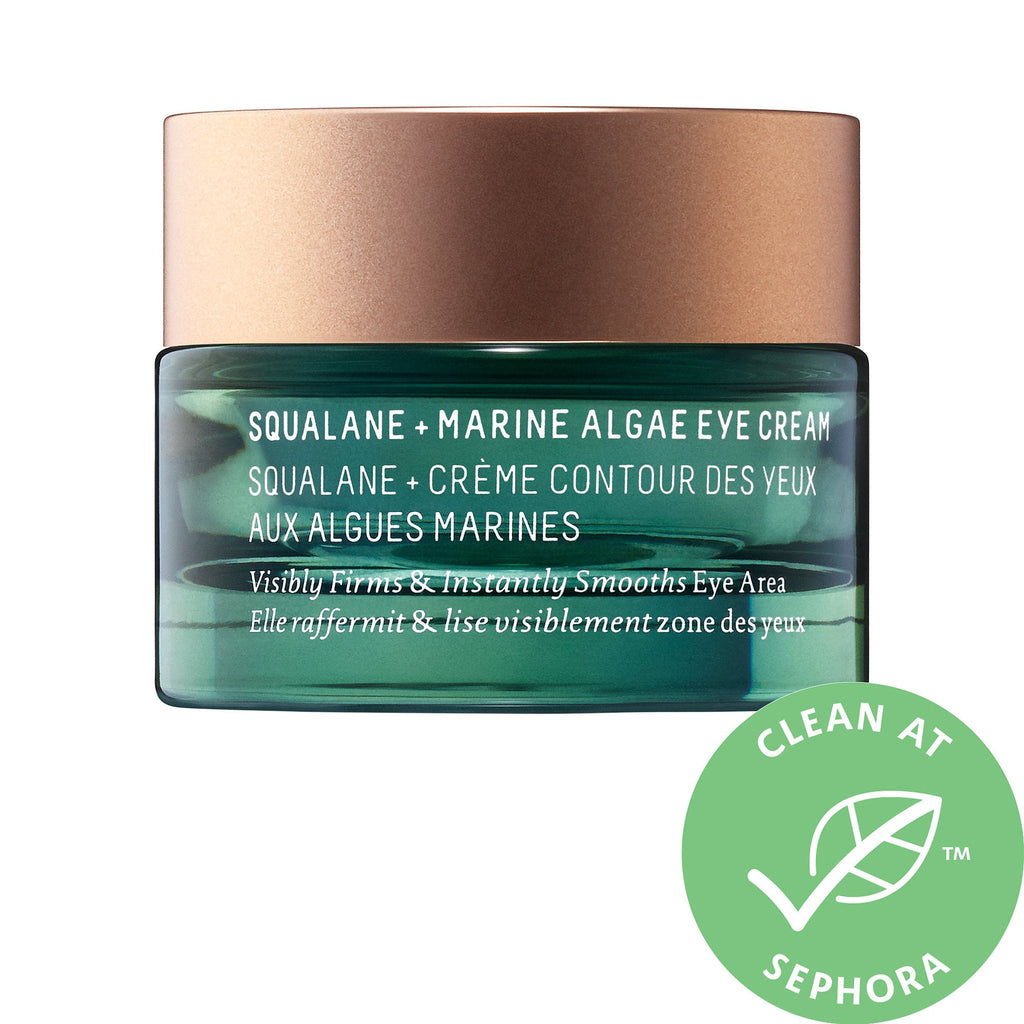 Крем для век Biossance Squalane + Marine Algae Eye Cream - Shopping TEMA