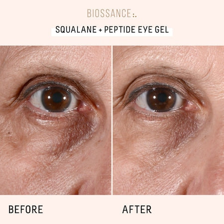 Гель для век Biossance Squalane + Peptide Eye Gel - Shopping TEMA