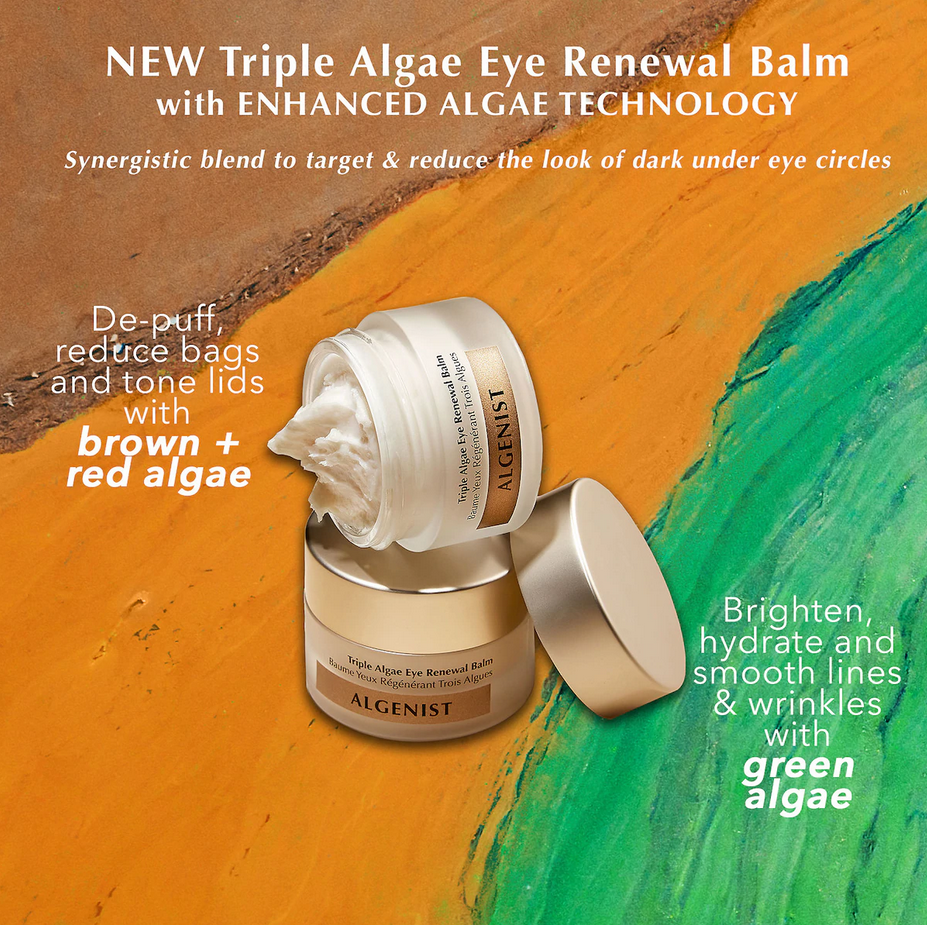 Крем для век Algenist Triple Algae Eye Balm