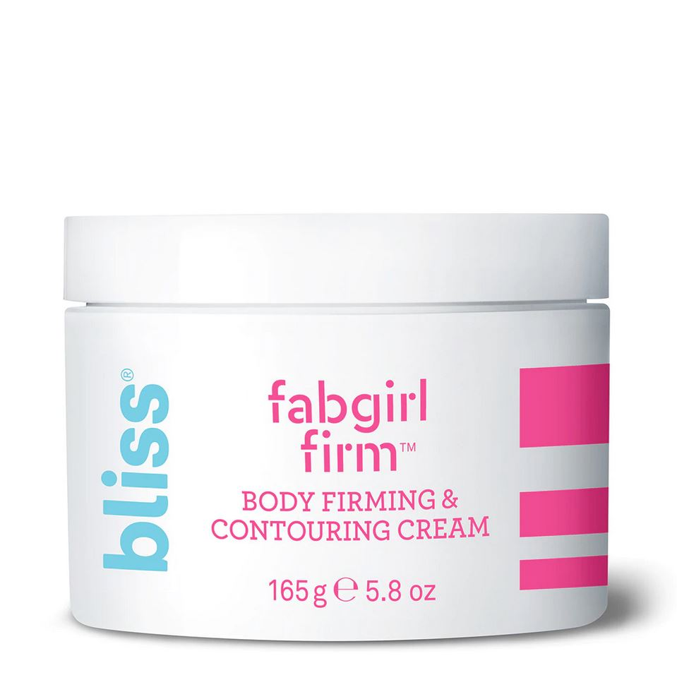 Крем для тела Bliss Fabgirl Firm Body Cream - Shopping TEMA