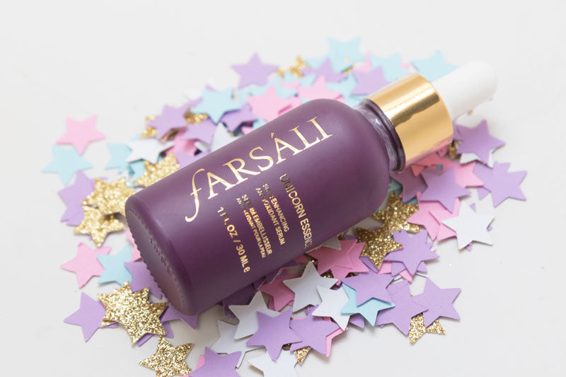 Сыворотка-праймер FARSÁLI Unicorn Essence - Shopping TEMA