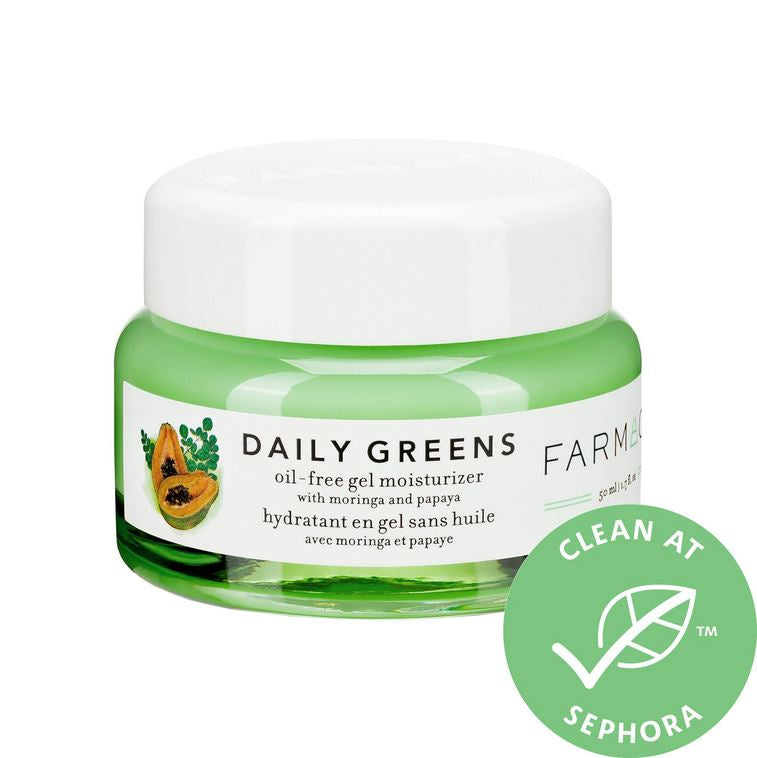 Крем-гель Farmacy Daily Greens Oil-Free Gel Moisturizer