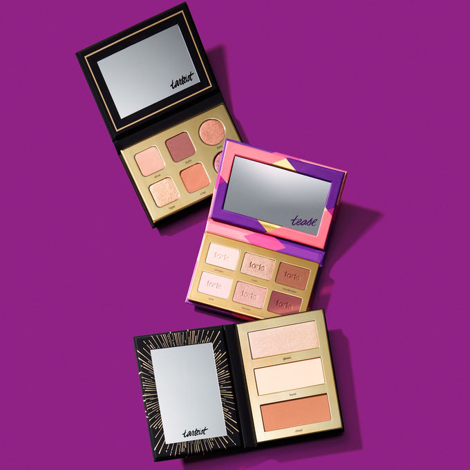 Палетка tarteist PRO glow to go highlight & contour palette - Shopping TEMA