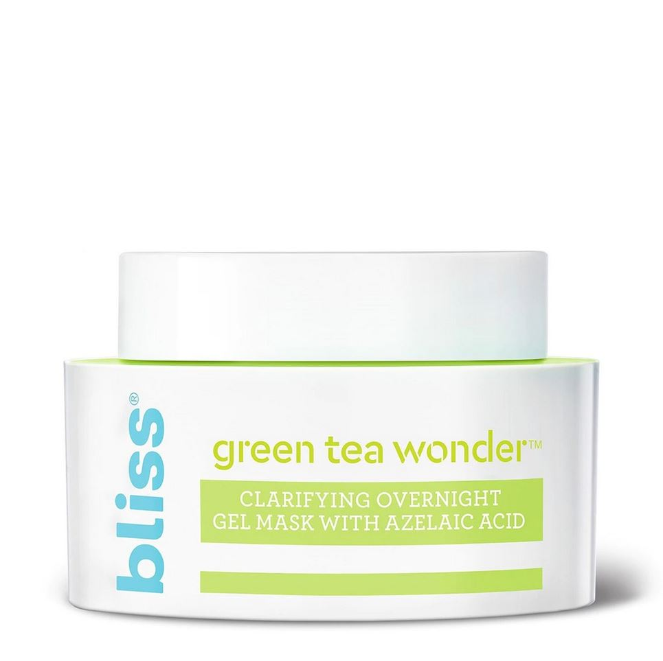Маска Bliss Green Tea Wonder Mask