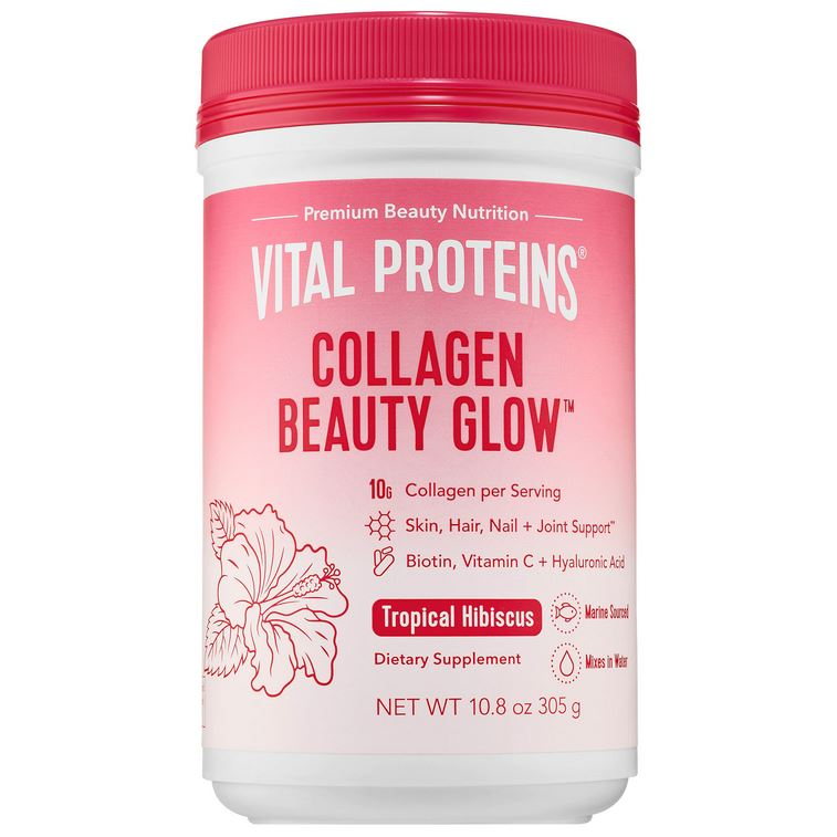 Коллагеновый комплекс Vital Proteins Tropical Hibiscus - Shopping TEMA