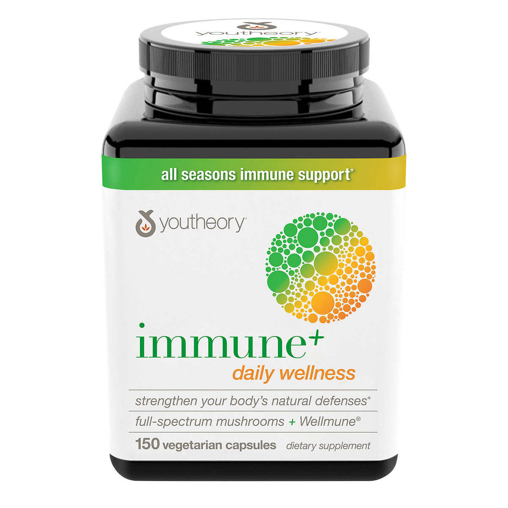 Комплекс для иммунитета Youtheory Immune+