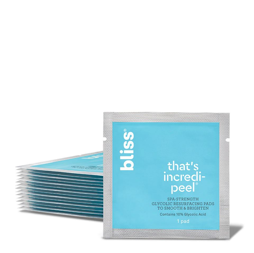 Увлажняющие салфетки Bliss That's Incredi-Peel Pads - Shopping TEMA