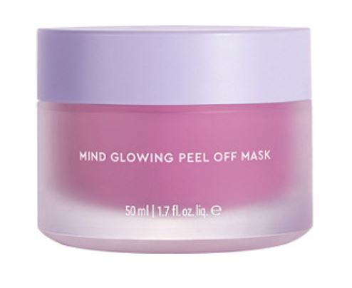 Маска Florence by Mills Mind Glowing Peel Off Mask - Shopping TEMA