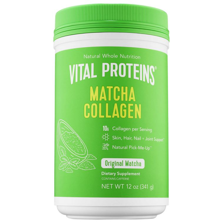 Коллагеновый комплекс Vital Proteins Matcha Collagen - Shopping TEMA