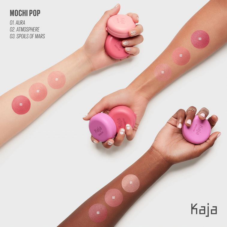Румяна Kaja Mochi Pop Bouncy Blush