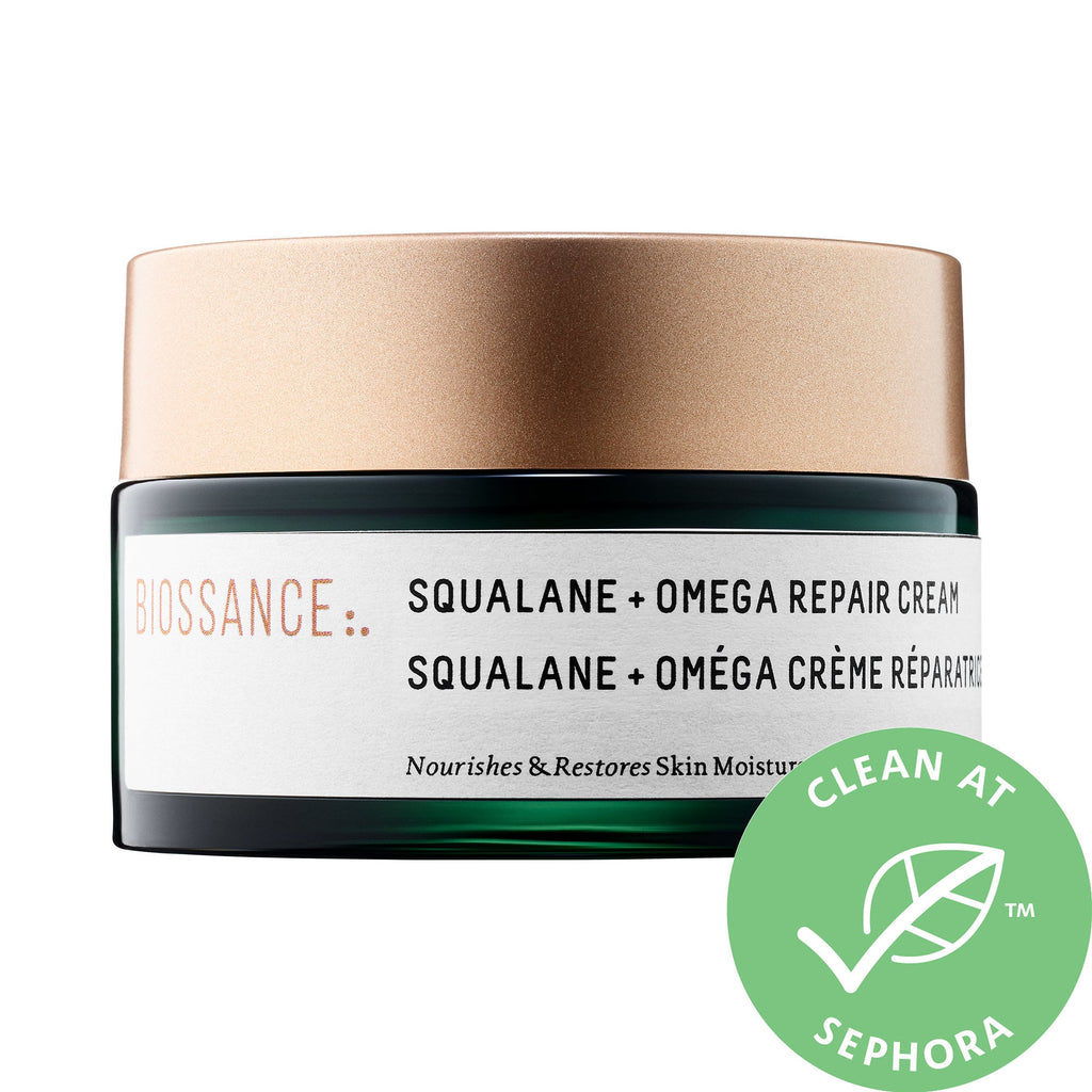 Крем Biossance Squalane + Omega Repair Cream - Shopping TEMA