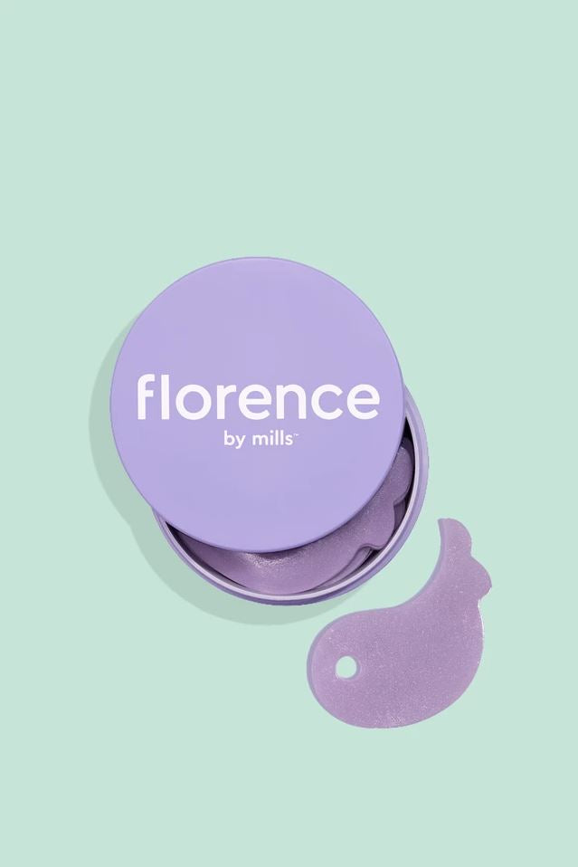 Патчи Florence by Mills Swimming Under the Eyes Gel Pads - Shopping TEMA