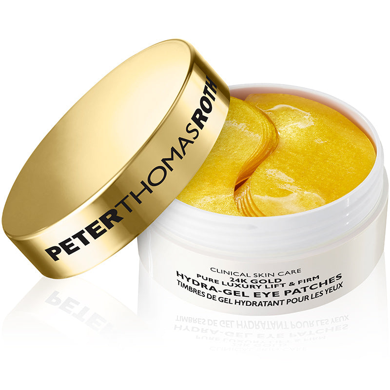 Патчи Peter Thomas Roth 24K Gold Pure Luxury Lift & Firm Hydra-Gel Eye Patches - Shopping TEMA