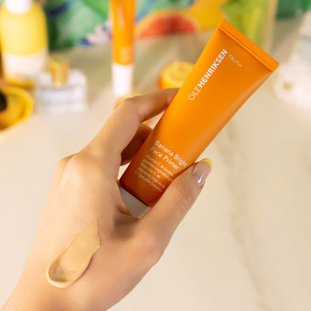 Праймер Olehenriksen Banana Bright Face Primer - Shopping TEMA