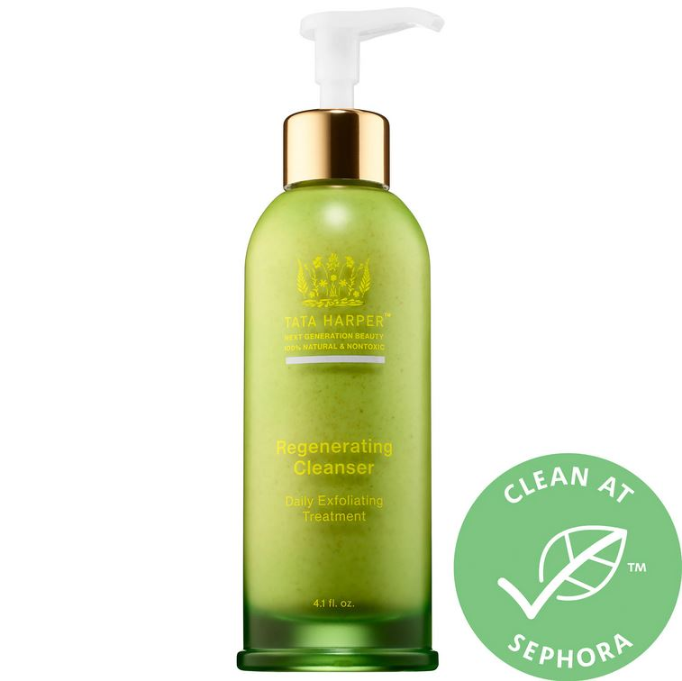 Скраб Tata Harper Regenerating Exfoliating Cleanser - Shopping TEMA