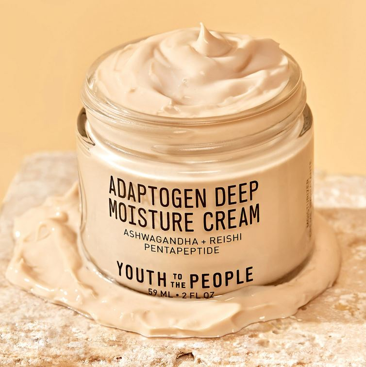 Крем Youth to the People Adaptogen Cream Ashwagandha + Reishi