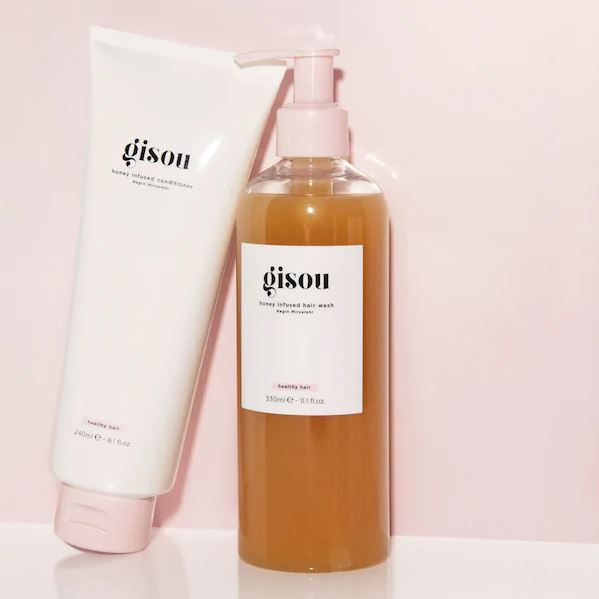 Шампунь Gisou Honey Infused Hair Wash Shampoo