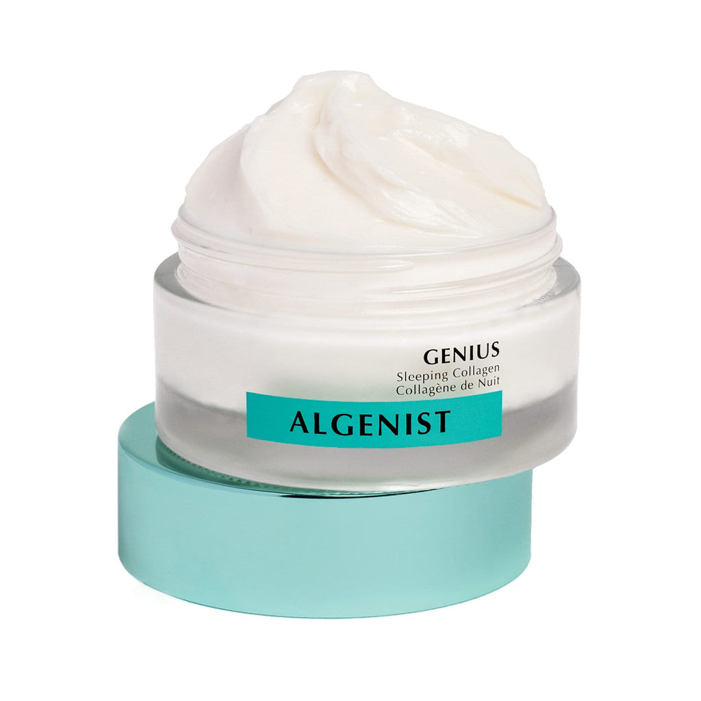 Ночной крем Algenist GENIUS Sleeping Collagen - Shopping TEMA