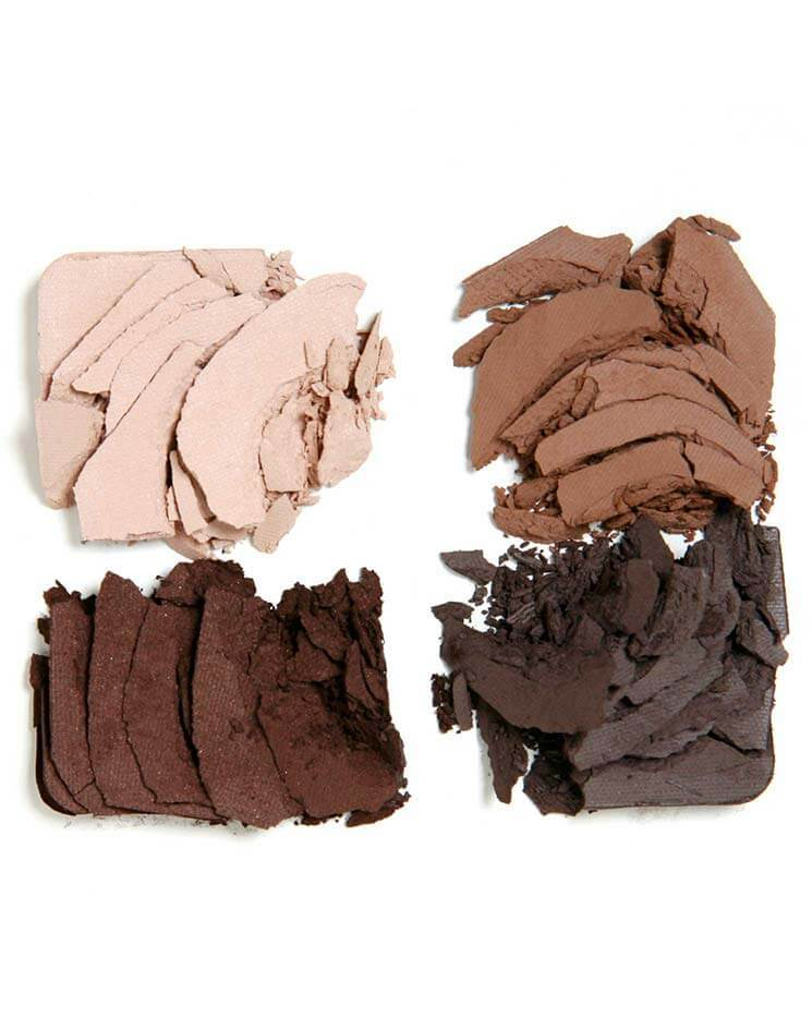 The Sophisticate - cream, tan, taupe & chocolate shades