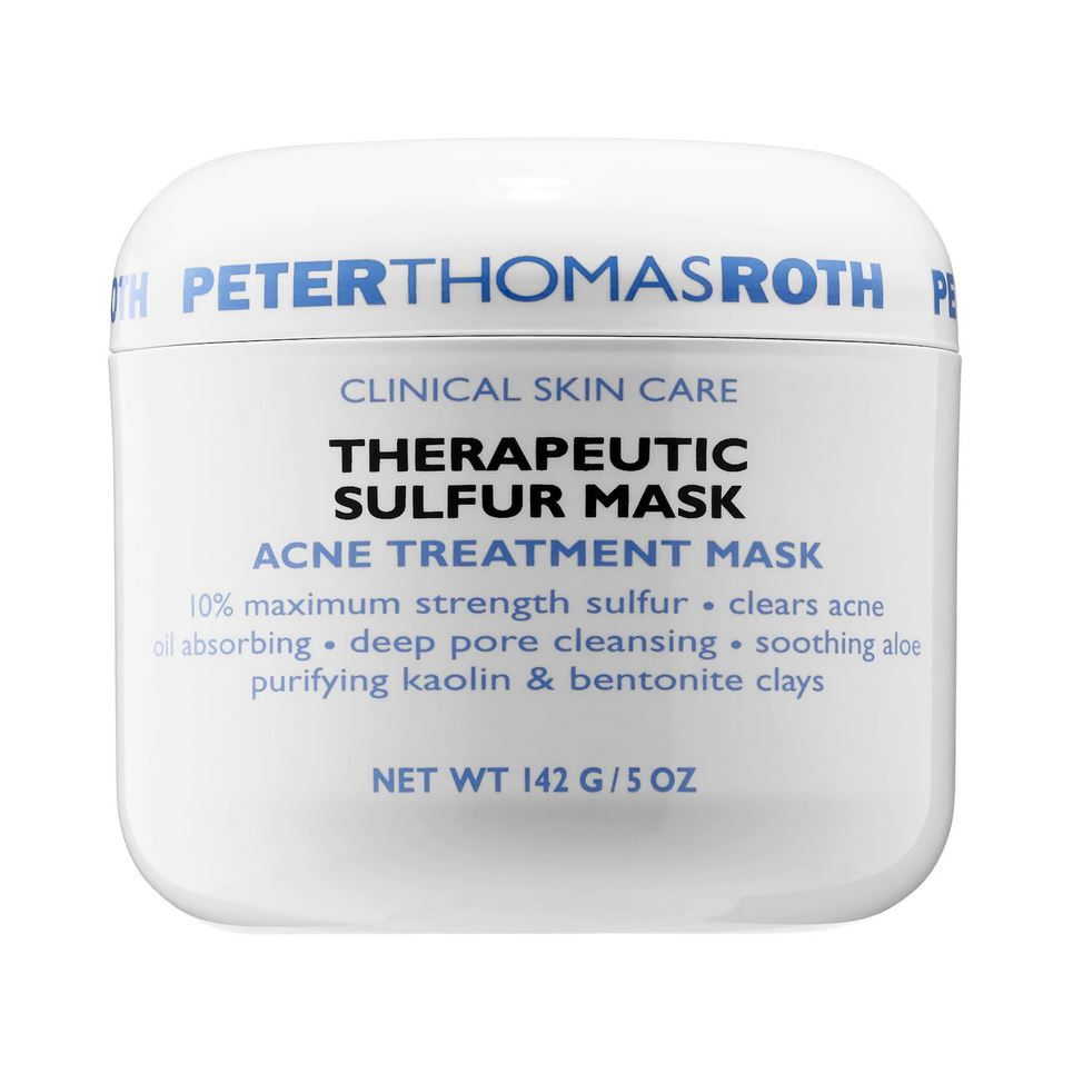 Маска Peter Thomas Roth Sulfur Mask - Shopping TEMA