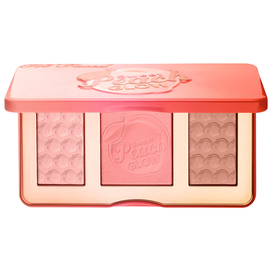 Палетка Too Faced Sweet Peach Glow
