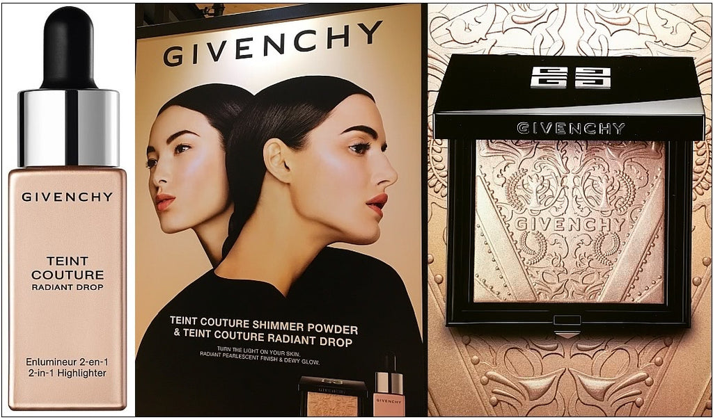 Пудра-хайлайтер Givenchy Teint Couture Shimmer Powder - Shopping TEMA