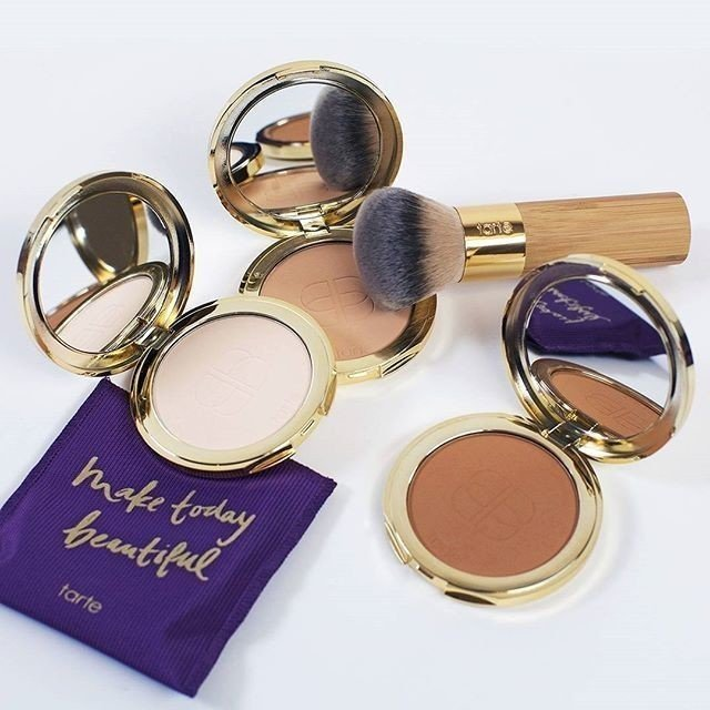Кисть Tarte Airbrush Finish Bamboo - Shopping TEMA