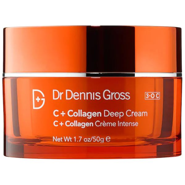 Крем Dr. Dennis Gross Vitamin C+ Collagen Deep Cream