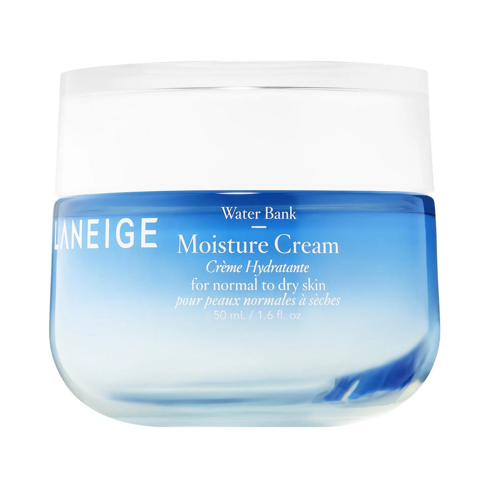 Крем LANEIGE Water Bank Moisture Cream - Shopping TEMA