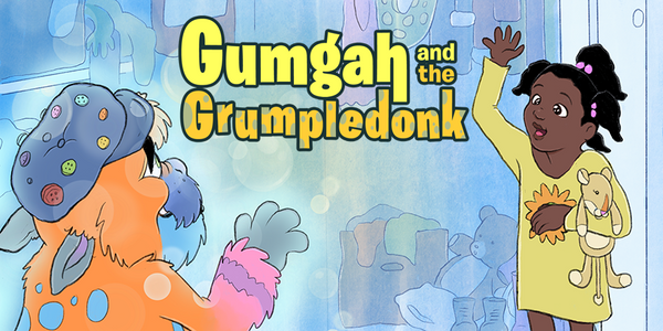 Gumgah and the Grumpledonk Header