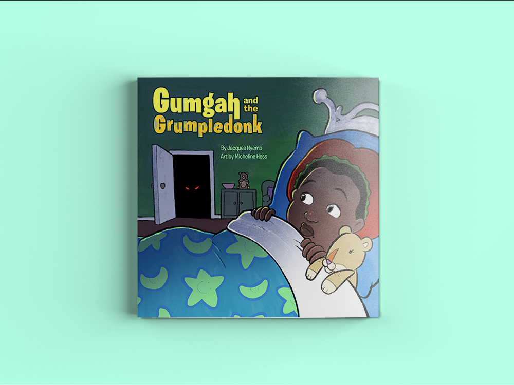 Gumgah and the Grumpledonk [Print]
