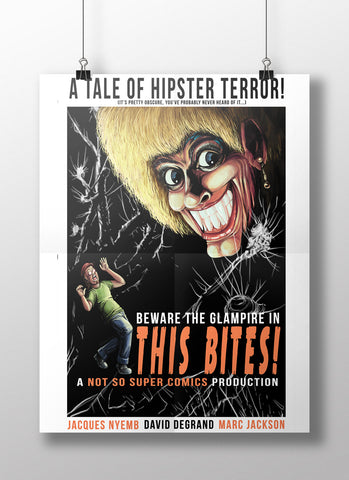Poster - This Bites Limited Edition