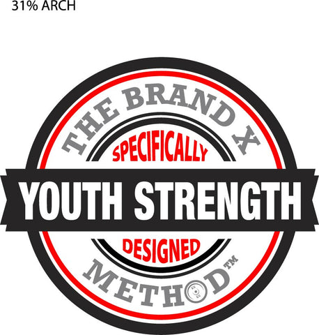 The Brand X Method Art of Growing Up Strong - Youth Strength Course Online