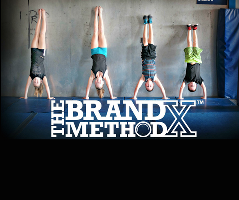 The Brand X Method™ - Train Ninjas Gymnastics Lesson Plans