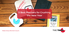 5 Best Planners for Crushing the New Year