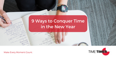 9 Ways to Conquer Time in the New Year