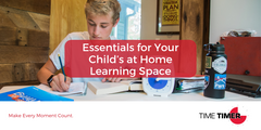Essentials for your child's at home learning space.