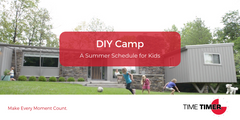 DIY Camp: A Summer Schedule for Kids