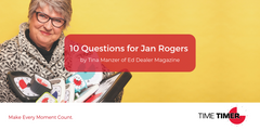 10 Questions for Jan Rogers by Tina Manzer