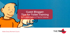 Guest Blog: Tips for Toileting by Jo Adkins